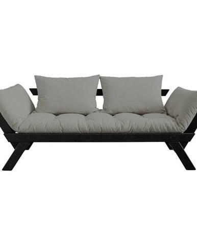 Variabilná pohovka Karup Design Bebop Black/Grey