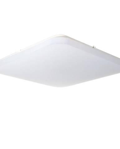 Biele stropné svietidlo s ovládaním teploty farby SULION, 33×33 cm