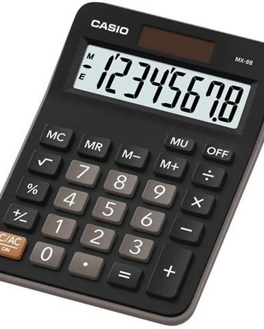 Kalkulačka Casio MX-8B BK čierna