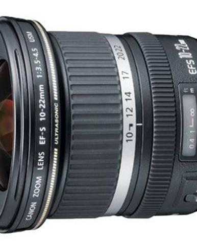 Objektív Canon EF-S 10-22mm f/3.5-4.5 USM čierny