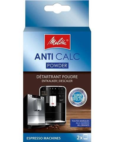 Odvápňovač pre espressá Melitta Anti calc Espresso 2x40g