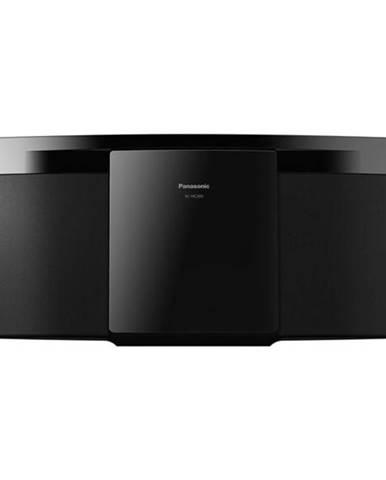 Mikro HiFi systém Panasonic SC-Hc200eg-K čierny