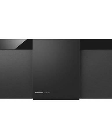 Mikro HiFi systém Panasonic SC-Hc300eg-K čierny