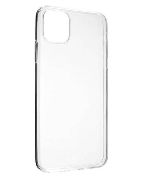 FIXED Kryt na mobil Fixed Skin na Apple iPhone 11 Pro Max priehľadný