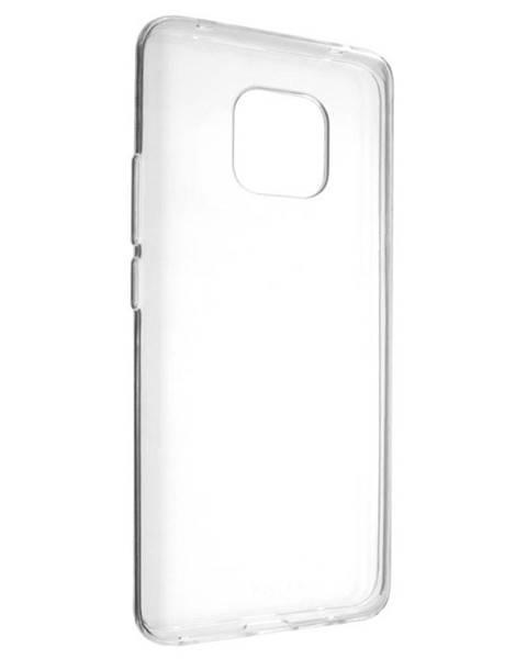 FIXED Kryt na mobil Fixed Skin na Huawei Mate 20 Pro priehľadný