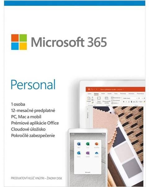 Microsoft Software  Microsoft 365 Personal SK