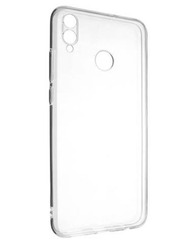 Kryt na mobil Fixed Skin na Honor 8X priehľadný