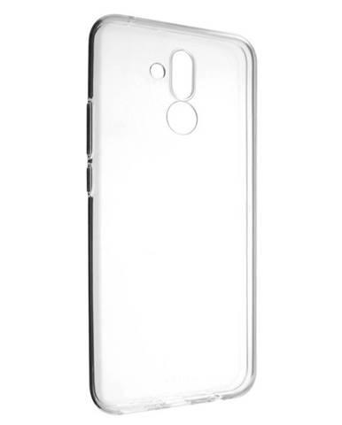 Kryt na mobil Fixed Skin na Huawei Mate 20 Lite priehľadný