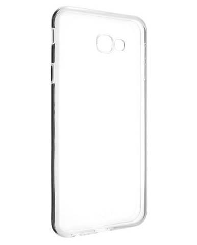 Kryt na mobil Fixed Skin na Samsung J4+ priehľadný