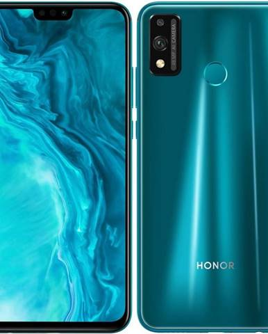 Mobilný telefón Honor 9X Lite zelený