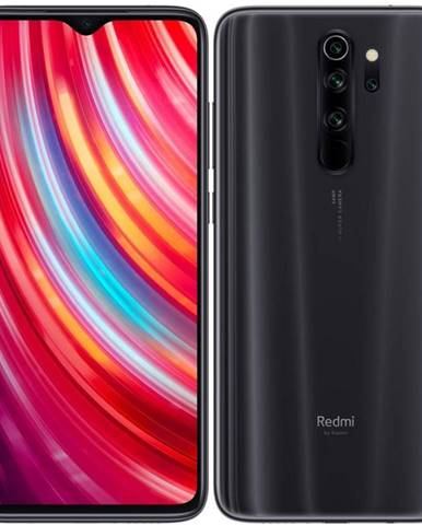 Mobilný telefón Xiaomi Redmi Note 8 Pro 64 GB - Mineral Grey