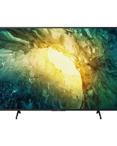 Televízor Sony KD-65X7055 čierna