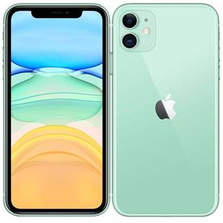 Mobilný telefón Apple iPhone 11 128 GB - Green