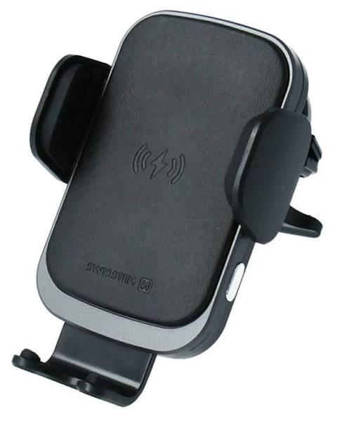 Swissten Držiak na mobil Swissten S-Grip W2-AV5 s bezdrátovým nabíjením