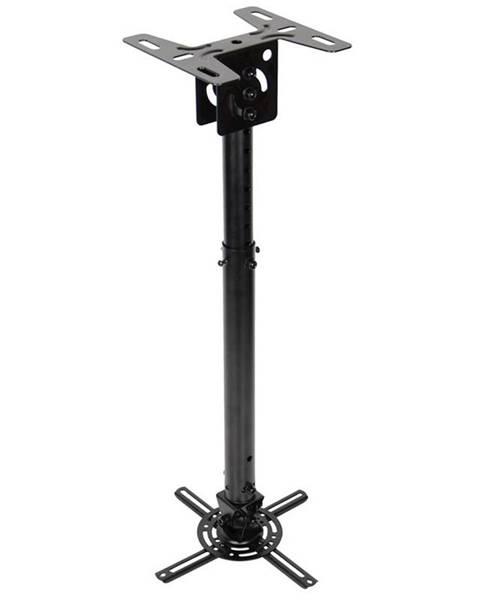 Optoma Držiak Optoma univerzální stropní, 576-826mm, 15kg - černý