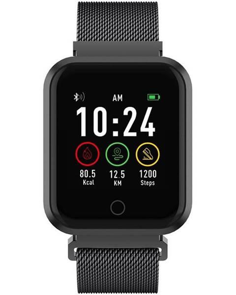 Forever Inteligentné hodinky Forever ForeVigo SW-300 čierna