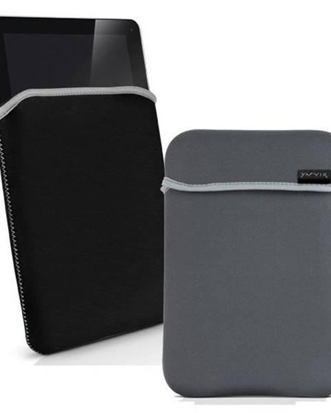 "Yarvik Púzdro na tablet Yarvik YAC150 Neoprene univerzal 9.7"" čierne/sivé"