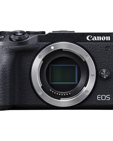 Digitálny fotoaparát Canon EOS M6 Mark II, telo čierny