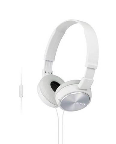 Slúchadlá Sony Mdrzx310apw.CE7 biela