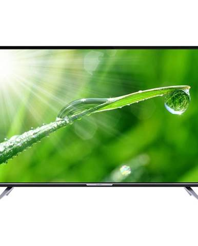 Televízor Gogen TVU 55W652 Stweb čierna