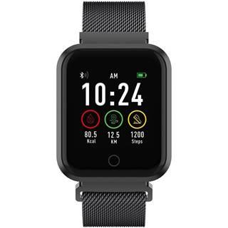 Inteligentné hodinky Forever ForeVigo SW-300 čierna