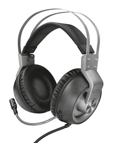 Headset  Trust GXT 430 Ironn čierny