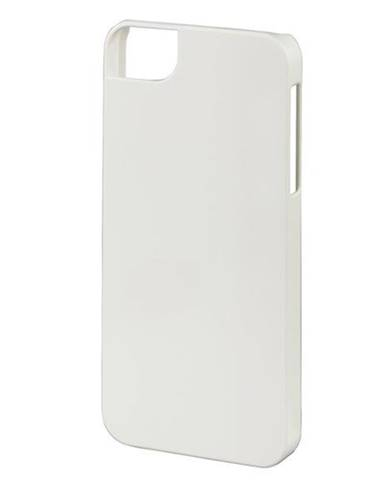 Kryt na mobil Hama Rubber Apple iPhone 5 biely