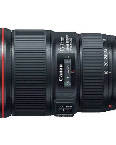 Objektív Canon EF 16-35 mm f/4L IS USM čierny