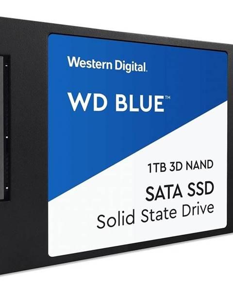 Western Digital SSD Western Digital Blue 3D Nand 2,5&