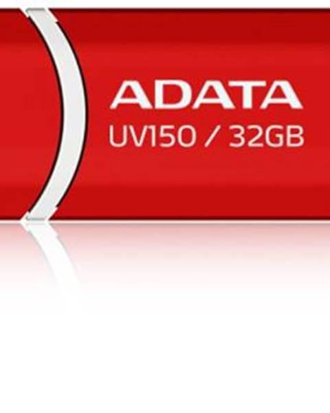 ADATA USB flash disk Adata UV150 32GB červený