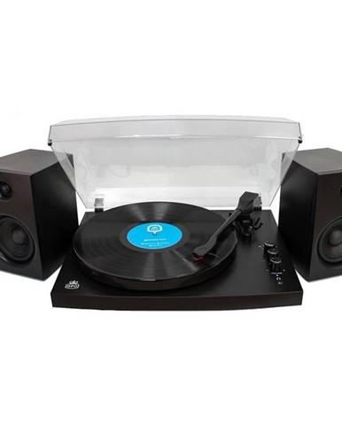 Gramofón GPO Piccadilly čierny