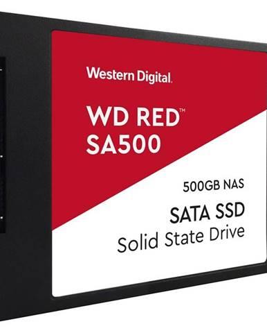 SSD Western Digital RED SA500 2,5&