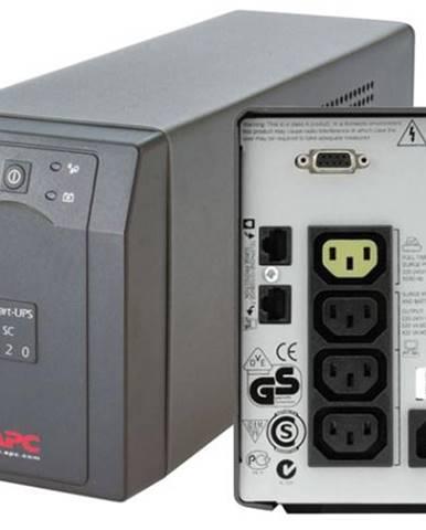 Záložný zdroj APC Smart-UPS SC420I