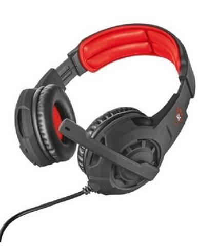 Headset  Trust GXT Gaming 310 Radius čierna/červená