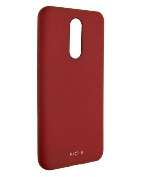 FIXED Kryt na mobil Fixed Story na Xiaomi Redmi 8A červený