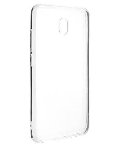 Kryt na mobil Fixed Skin na Xiaomi Redmi 8A priehľadný