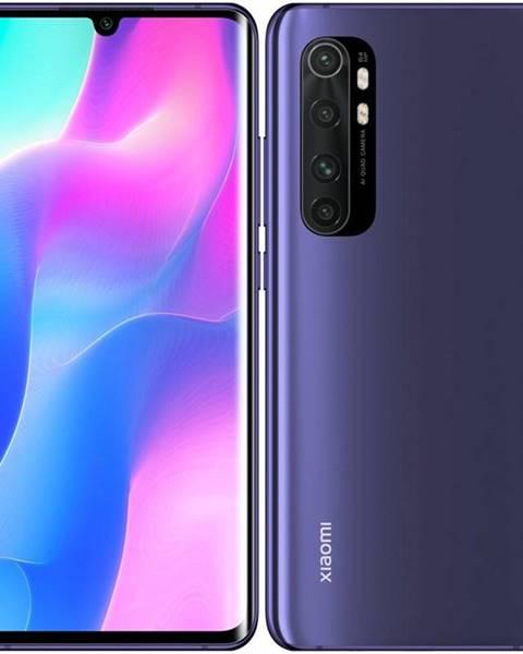 Xiaomi Mobilný telefón Xiaomi Mi Note 10 Lite 128 GB fialový