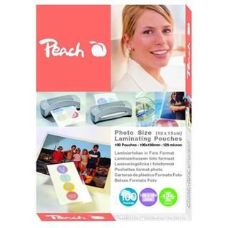 Laminovacie fólie Peach na foto