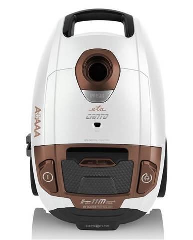 Podlahový vysávač ETA Canto II 3492 90020 biely/bronzov