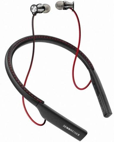 Slúchadlá Sennheiser Momentum In-Ear Wireless čierna/červená