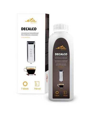 Univerzálny odvápňovač pre espressa ETA Decalco 5180 00201
