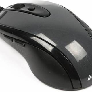 Myš  A4Tech V-Track N-708X čierna / optická / 5 tlačítek / 1600dpi
