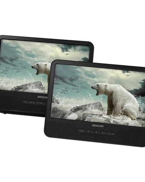 Sencor DVD prehrávač Sencor SPV 7971Dual čierny
