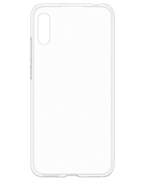 Huawei Kryt na mobil Huawei Silicon Protective Case na Y6 2019 priehľadný