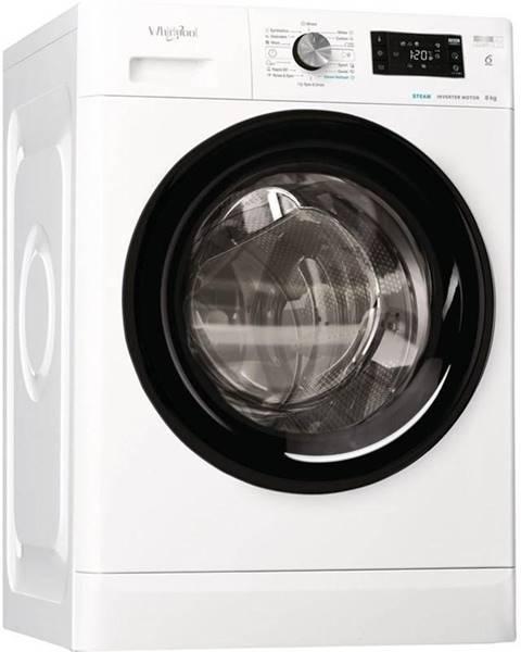 Whirlpool Práčka Whirlpool FreshCare+ FFB 8248 BV EE biela