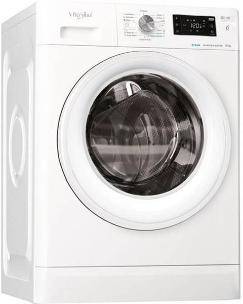 Whirlpool Práčka Whirlpool FreshCare+ FFB 8248 WV EE biela