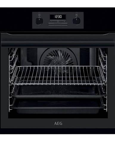 Rúra AEG Mastery Bes331110b čierna