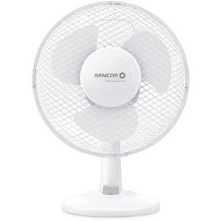 Ventilátor stolový Sencor SFE 2327WH biely