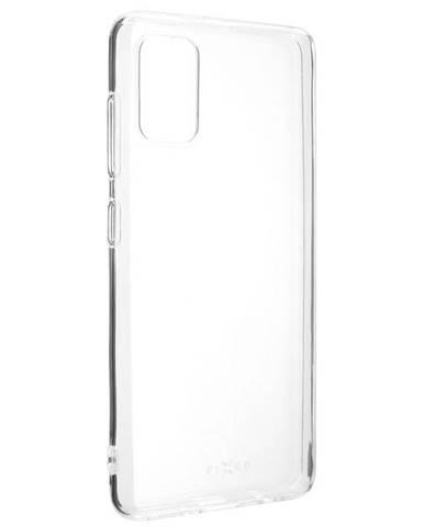 Kryt na mobil Fixed na Samsung Galaxy A41 priehľadný