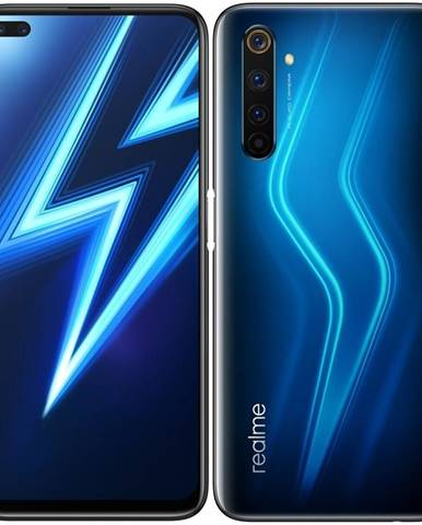 Mobilný telefón realme 6 Pro modrý